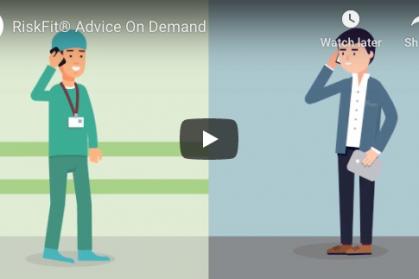RiskFit® Advice On-Demand