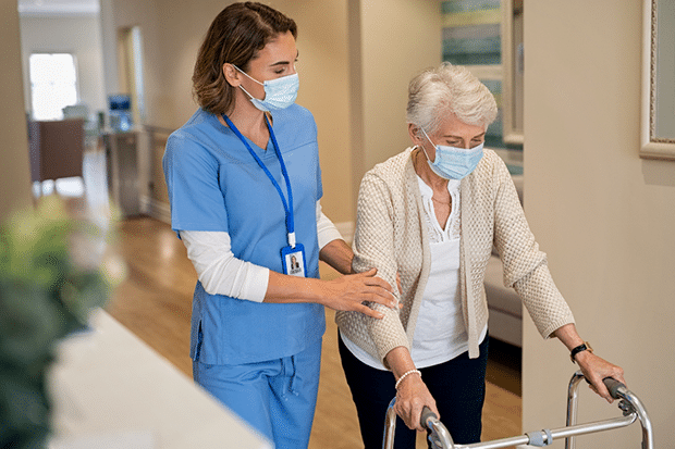 Underwriters Ask OmniSure: Are Assisted Living Facilities Riskier to Write Right Now than Skilled Nursing Facilities?